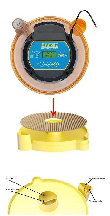 details broedmachine brinsea mini adv