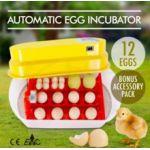 budget broedmachine 12 eieren