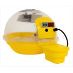 fiem smart broedmachine digitaal geel