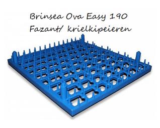 Ova Easy 190 broedmachine fazantrooster