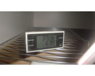 broedmachine thermometer -hygrometer