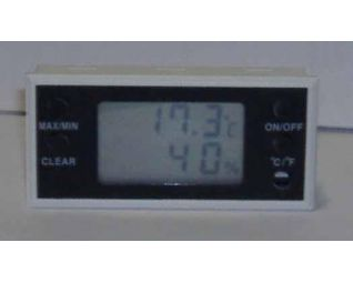 digitale thermometer - hygrometer