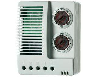 Thermostaat hygrostaat infraroodpaneel