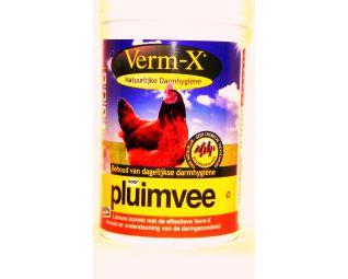 Verm-x tegen parasieten bij pluimvee brokjes