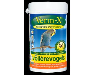 Verm-x voor voliere vogels - brokjes