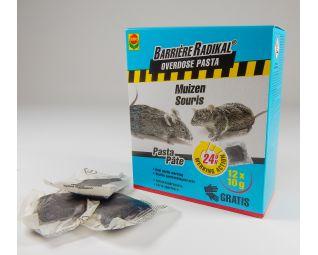 overdose rattengif