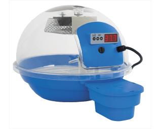 Digitale fiem smart broedmachine blauw